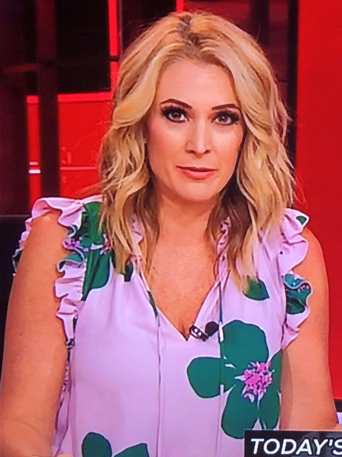 Nicole Briscoe hot look
