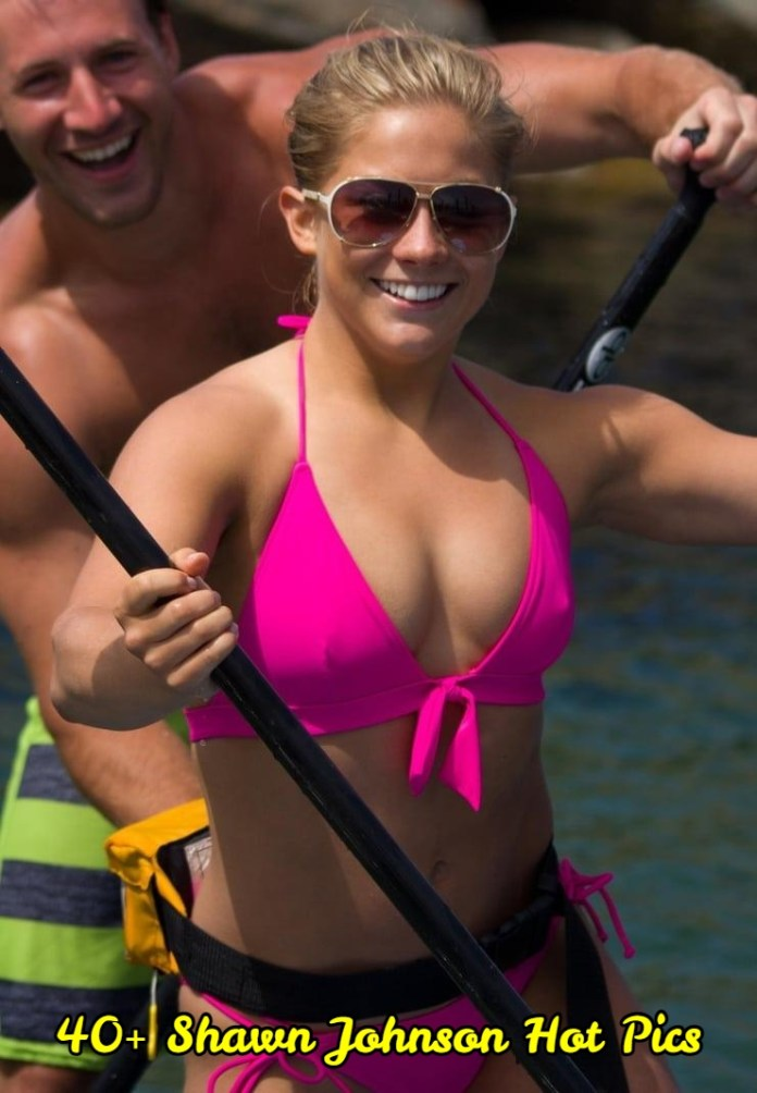 Shawn Johnson Hot Pics