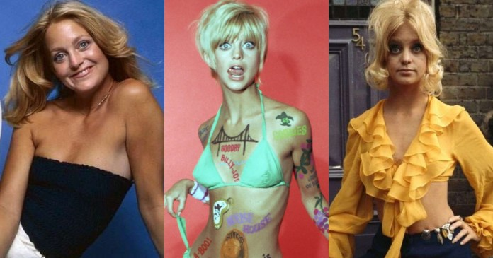 41 Hottest Pictures Of Goldie Hawn