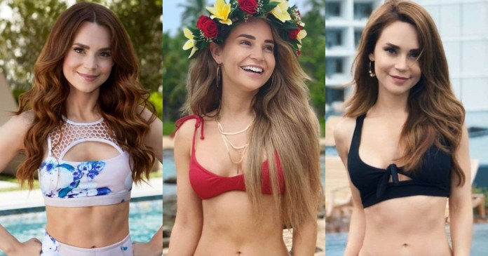 41 Hottest Pictures Of Rosanna Pansino