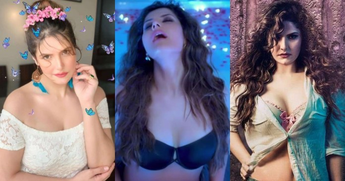 41 Sexiest Pictures Of Zareen Khan