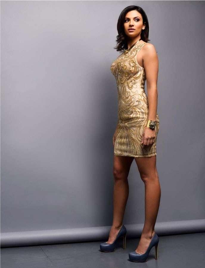 Floriana Lima sexy