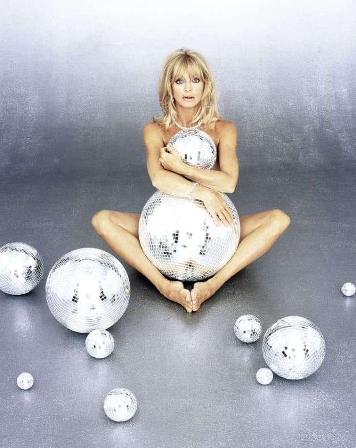 Goldie Hawn hot