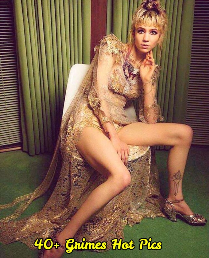 Grimes hot pictures