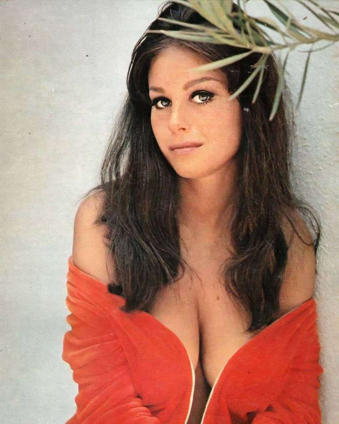 Lana Wood hot