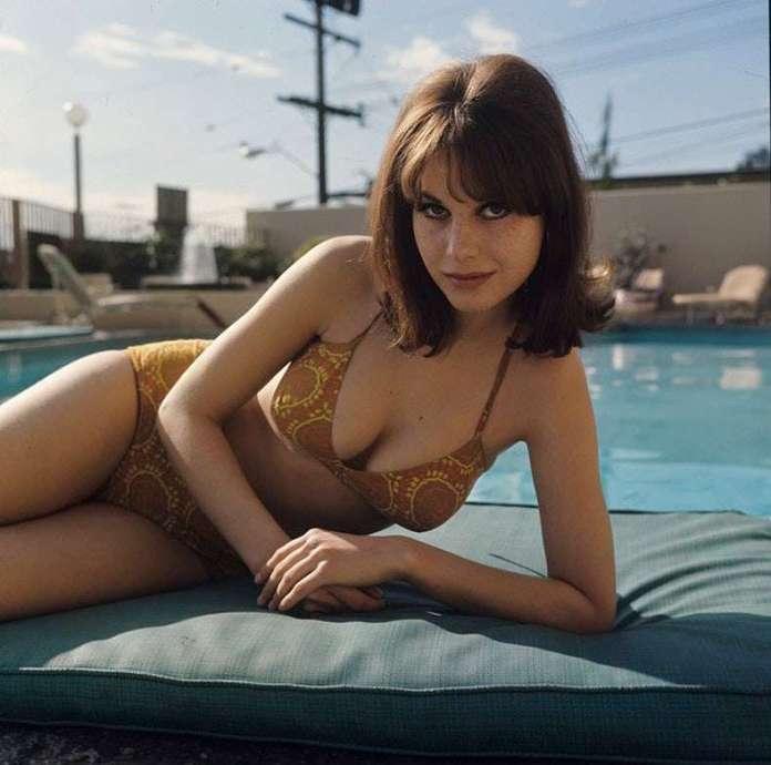 Lana Wood sexy pic