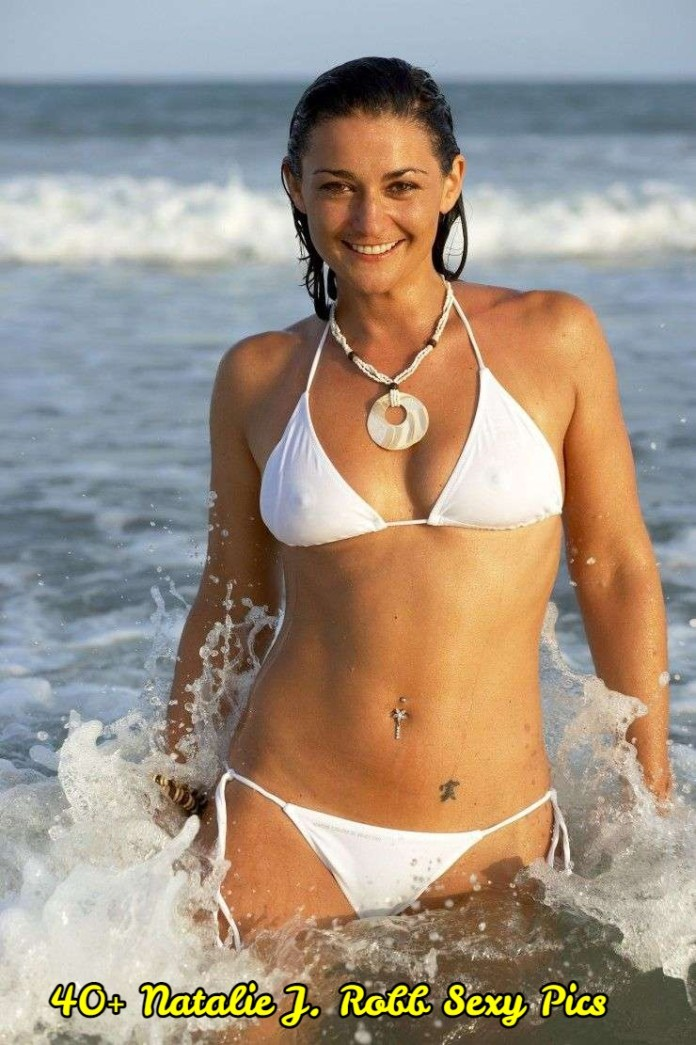 Natalie J. Robb sexy pictures