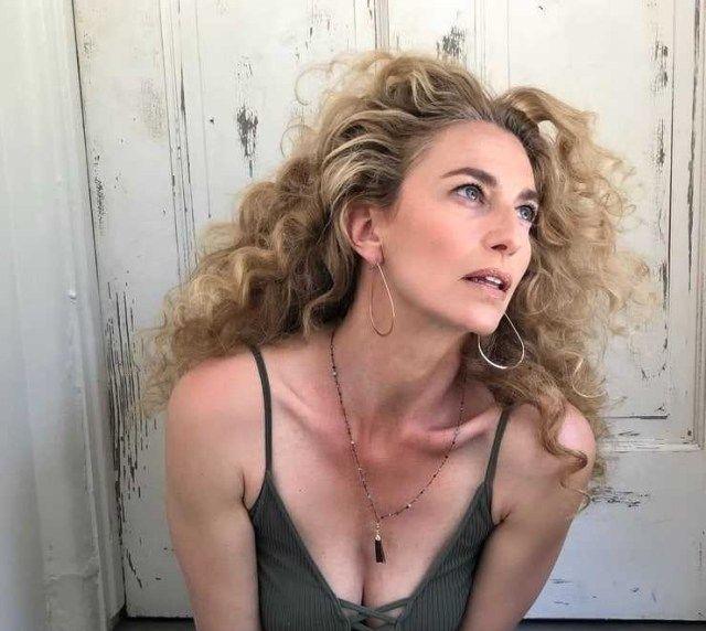 Claudia Black tits