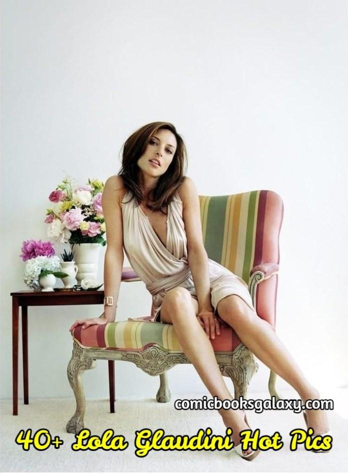 Lola Glaudini Hot Pics