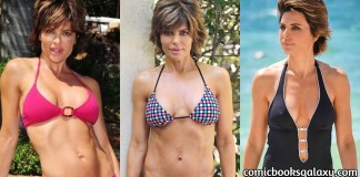 41 Hottest Pictures Of Lisa Rinna