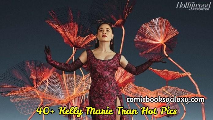 Kelly Marie Tran Hot Pics