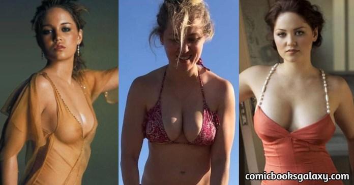 41 Hottest Pictures Of Erika Christensen