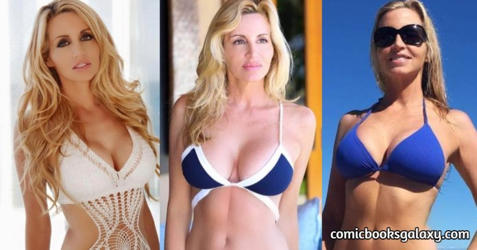 41 Sexiest Pictures Of Camille Grammer