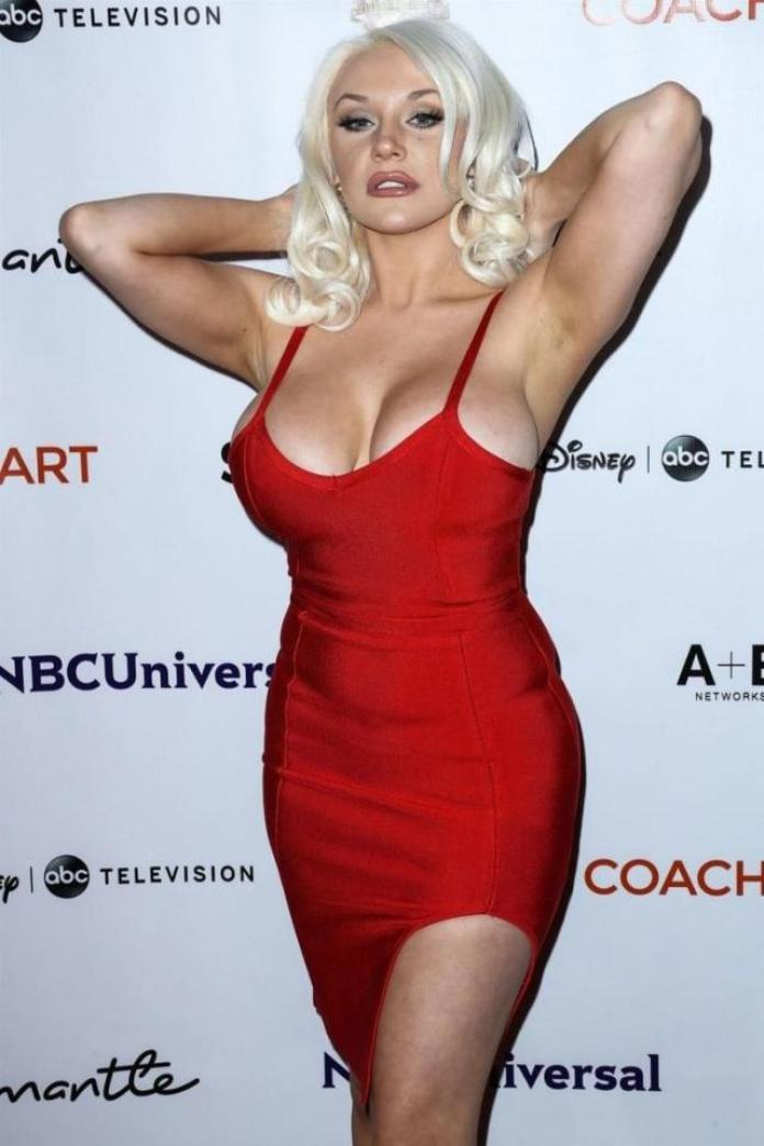 Courtney Stodden facts pics