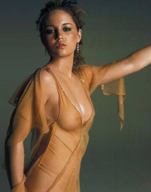 Erika Christensen boobs