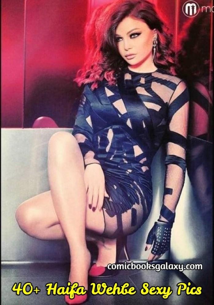 Haifa Wehbe Sexy Pics