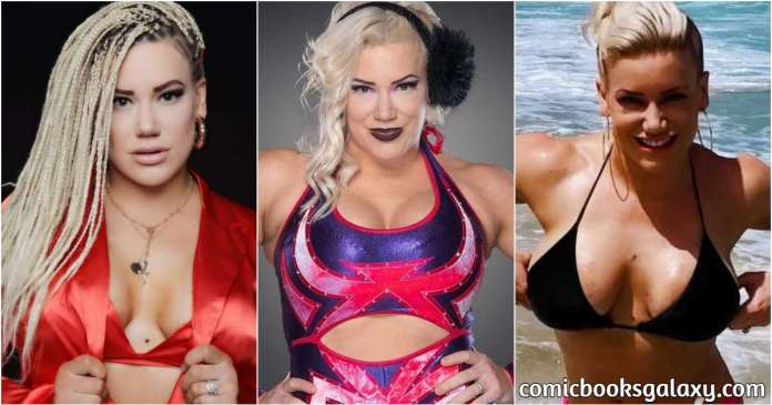41 Sexiest Pictures Of Taya Valkyrie