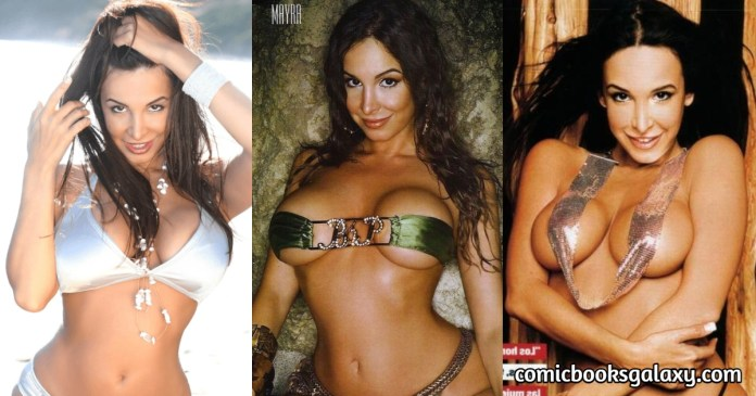 41 Sexiest Pictures Of Mayra Veronica