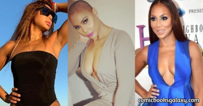 41 Sexiest Pictures Of Tamar Braxton