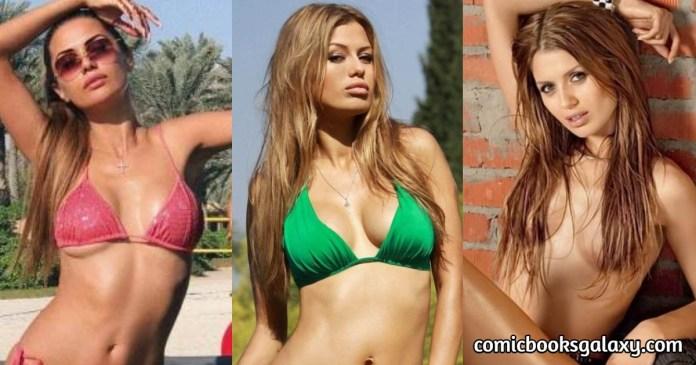 41 Sexiest Pictures Of Victoria Bonya