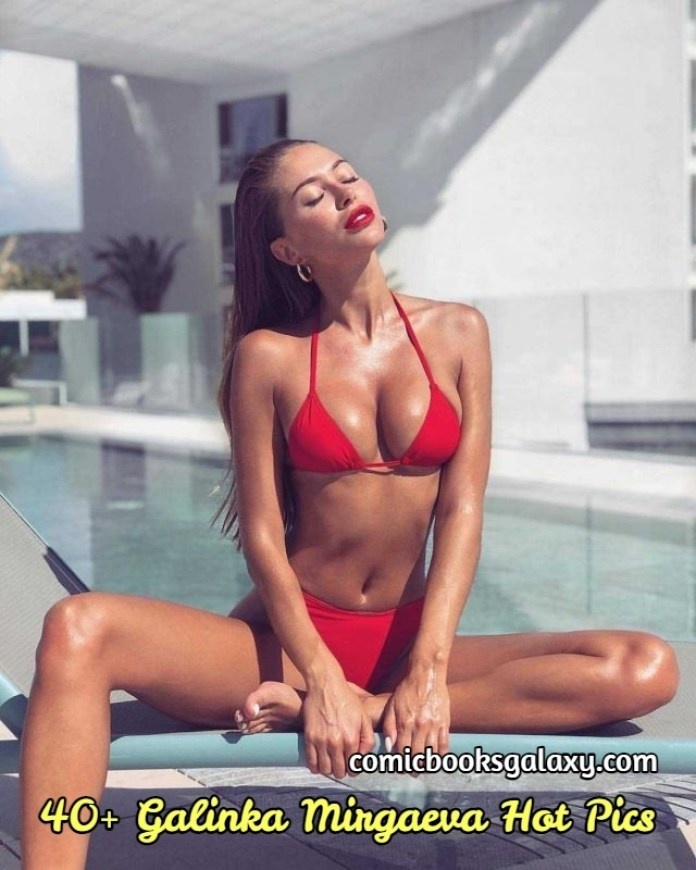 Galinka Mirgaeva Hot Pics