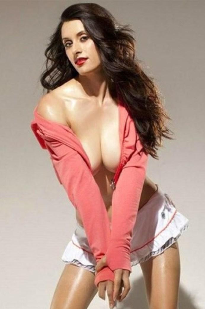 Maria Verchenova big boobs