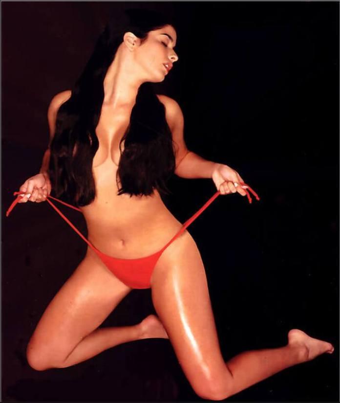 Odalys Garcia sexy