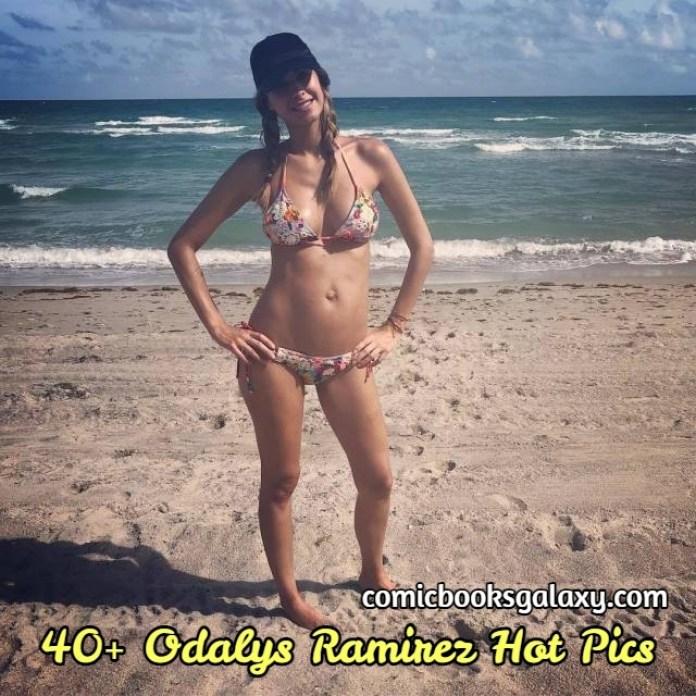 Odalys Ramirez Hot Pics