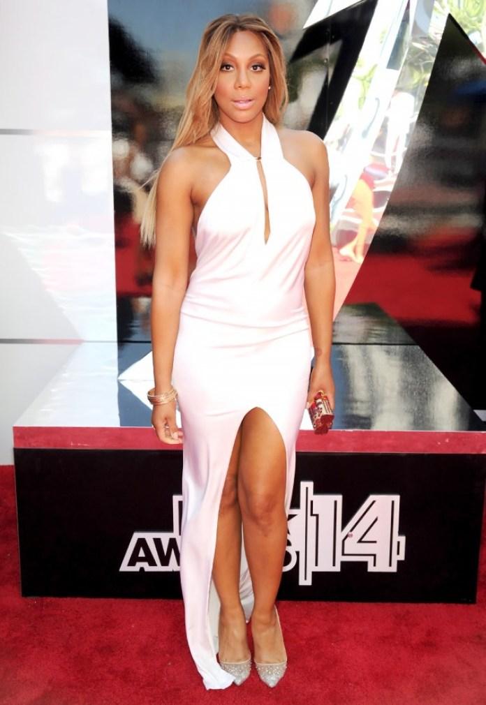 Tamar Braxton sexy