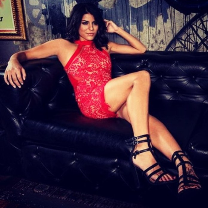 Veronica Sixtos legs