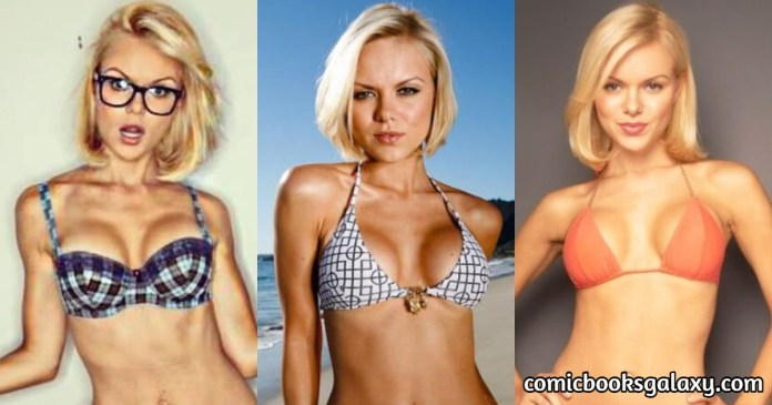 41 Hottest Pictures Of Anya Monzikova