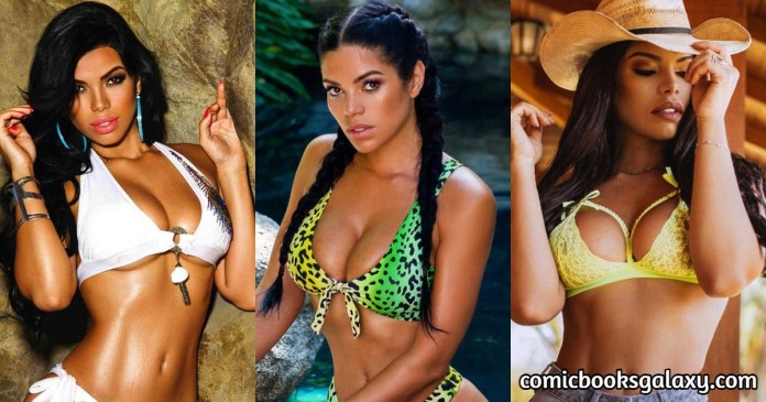 41 Hottest Pictures Of Suelyn Medeiros