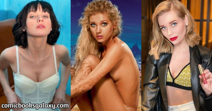 41 Sexiest Pictures Of Kristina Asmus