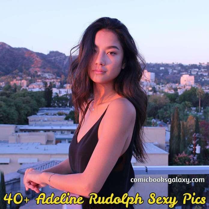 Adeline Rudolph Sexy Pics
