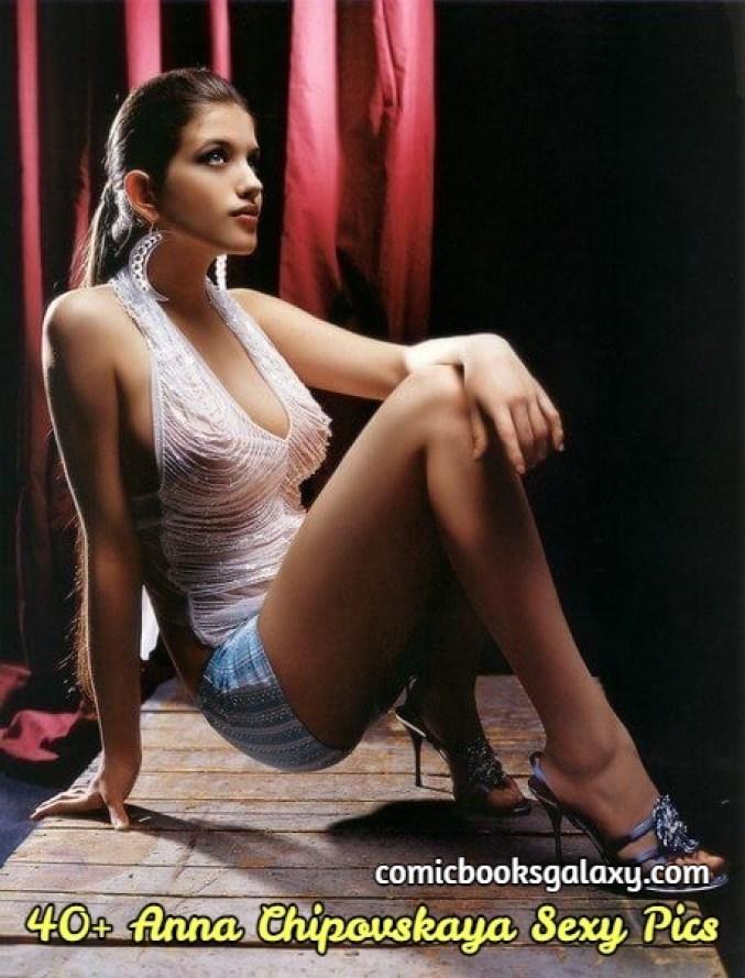 Anna Chipovskaya Sexy Pics