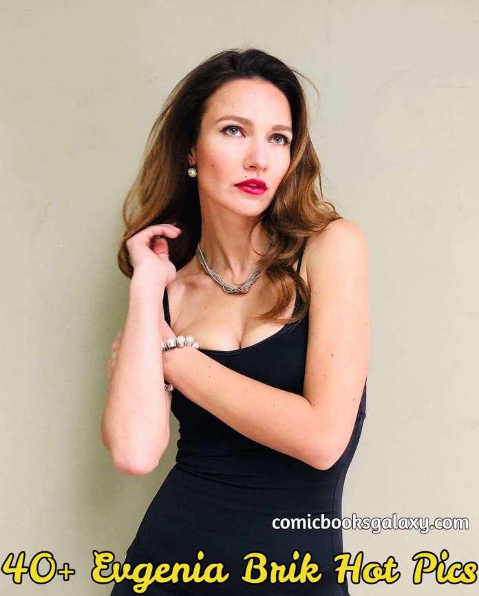 Evgenia Brik Hot Pics