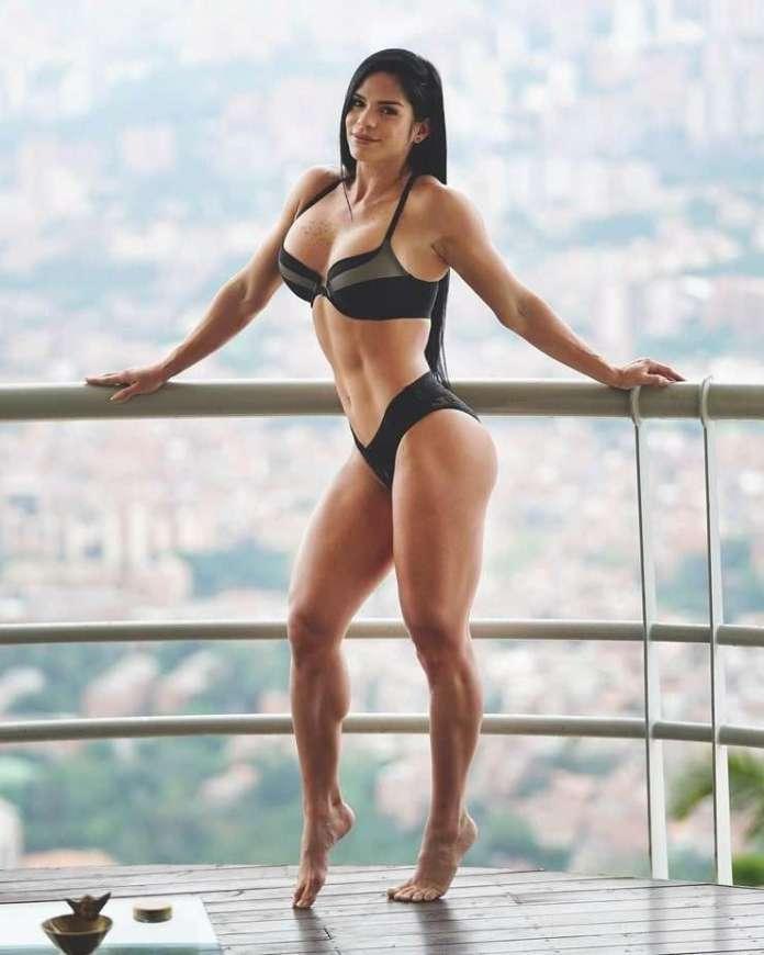 Michelle Lewin hot