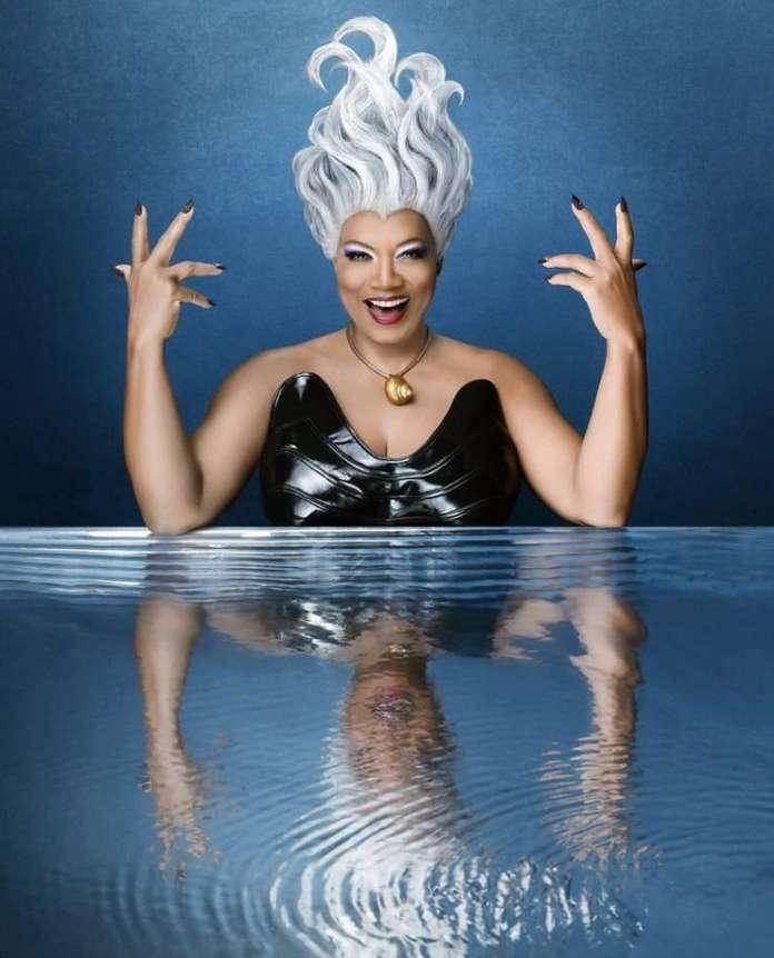 Queen Latifah hot look