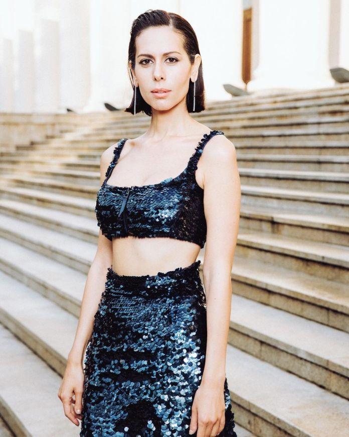 Sabina Akhmedova big boobs