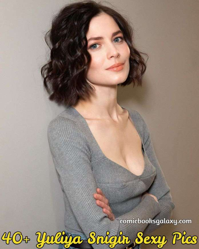 Yuliya Snigir Sexy Pics