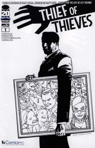 Thief of Thieves #1 Comics Pro Variant