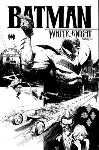 Batman White Knight #1 Store Variant