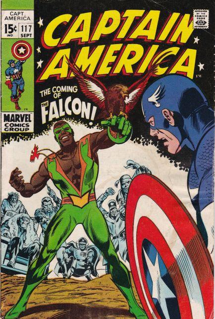 Captain America 117