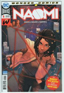 Naomi #1 Cover A