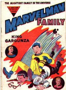 marvelman family