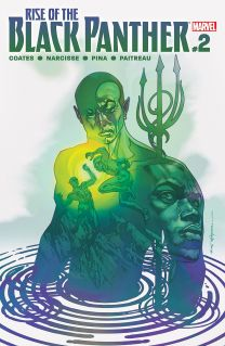 Rise of the Black Panther #2