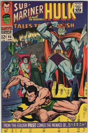 Tales To Astonish 90
