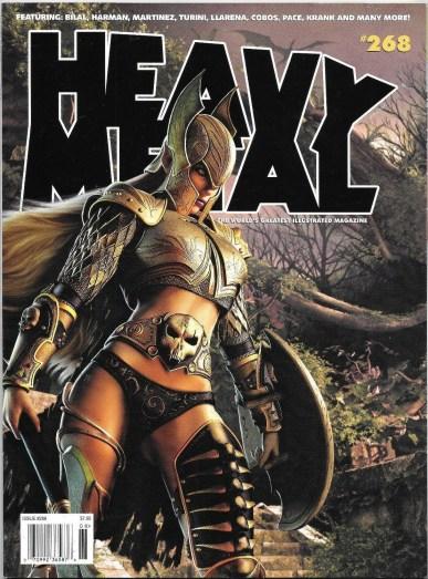 Heavy Metal #268