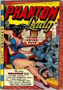 Phantom Lady #19