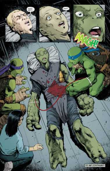 Turtles #95 BREAKER